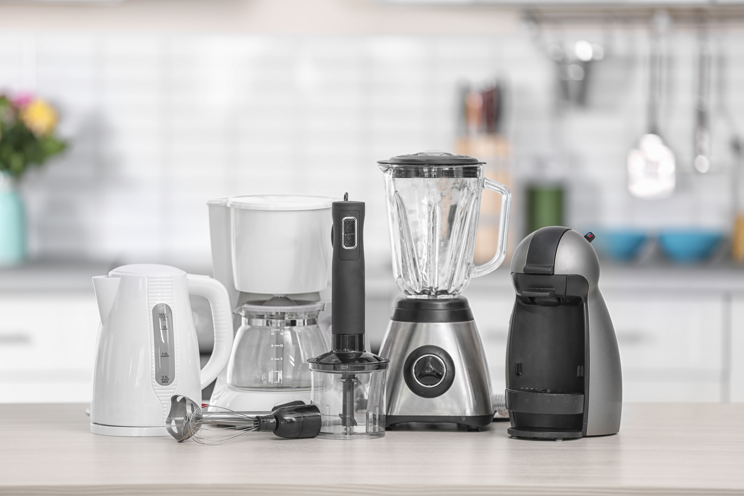 List Of Essential Kitchen Appliances Every Home Chef Needs